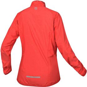 Endura Pakajak Jacket Women hi-viz coral